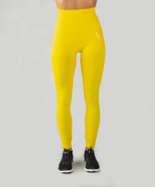 CARPATREE SEAMLESS YELLOW LEGGING