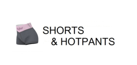 SHORTS & HOTPANTS