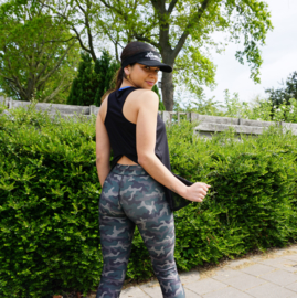 DIAMONDS ADAMAS CAMO LEGGING (COMPRESSION)