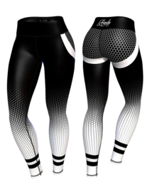 ANARCHY APPAREL HEXAGON LEGGING
