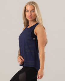 ICIW LOOSE CUT TANKTOP DEEP NAVY