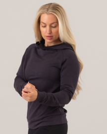 ICANIWILL SOFT HOODIE GRAPHITE
