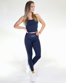 GAVELO POP NAVY BLUE FITNESSLEGGING