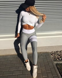 CARPATREE LOOP LEGGING GREY