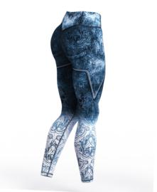GAVELO ECLIPSE BLUE LEGGING (COMPRESSION)