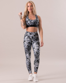 ICIW BLACK PALM FITNESSLEGGING (COMPRESSION)