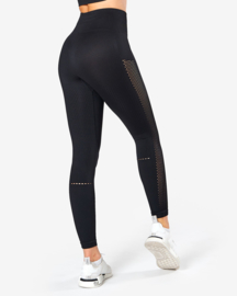 ICIW DYNAMIC SEAMLESS BLACK LEGGING