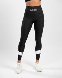 GAVELO BLACK & WHITE SWIRL LEGGING (COMFORT)