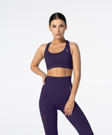 CARPATREE PHASE SEAMLESS SPORTTOP ROYAL PURPLE