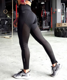 CARPATREE HYPERION PERFORMESH LEGGING BLACK