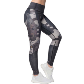 ANARCHY APPAREL SCORPION LEGGING (COMPRESSION)