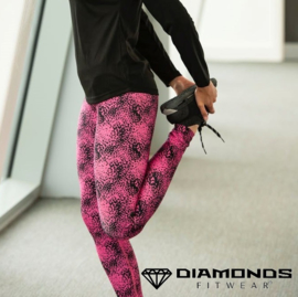 DIAMONDS FENIX FITNESS LEGGING (COMPRESSION)