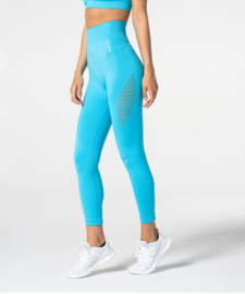 CARPATREE PHASE SEAMLESS LEGGING AZURE