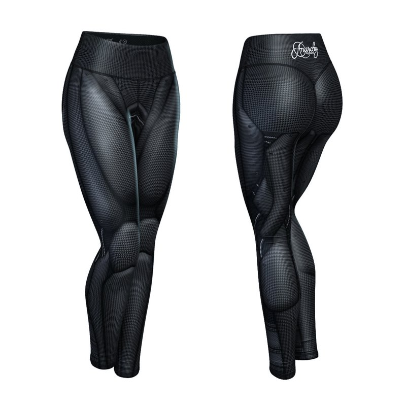 ANARCHY APPAREL BULLETPROOF FITNESSLEGGING (COMPRESSION)