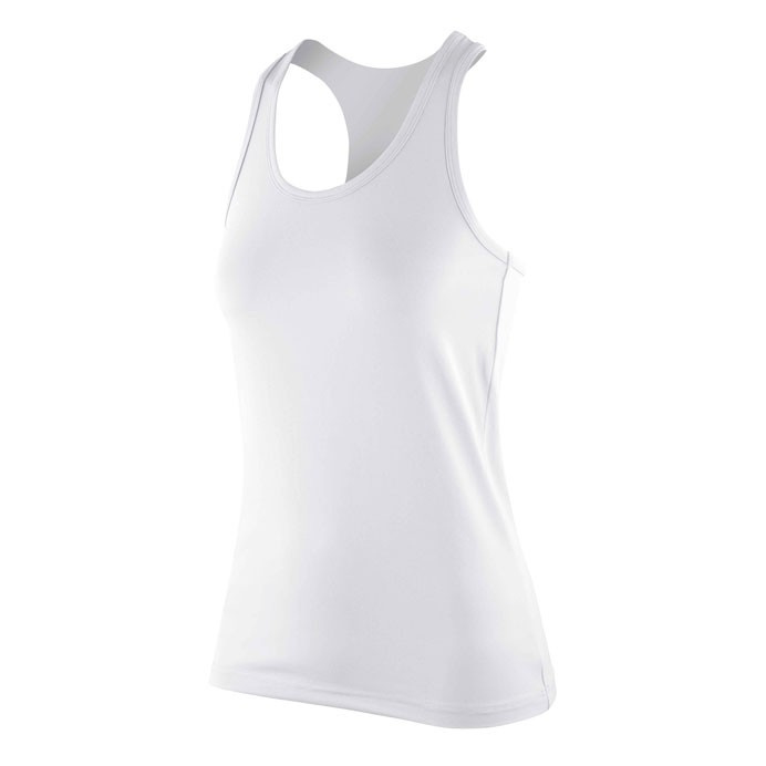 TANKTOP DRI-FIT WHITE