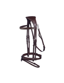 Equiline anatomical jp bridle