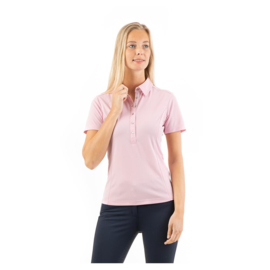 Anky essential poloshirt Candy Pink