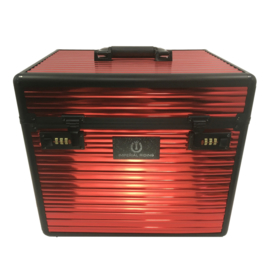 Imperial Riding grooming box classic red