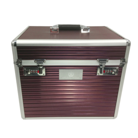 Imperial Riding grooming box classic Bordeaux
