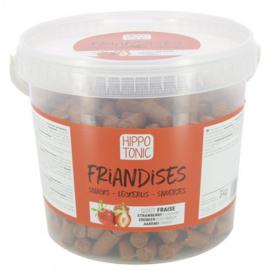 HippoTonic Friandises aardbeismaak 3kg