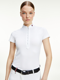 Tommy Hilfiger Equestrian  Show Shirt white