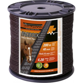 Beaumont paddock 20mm lint 200meter