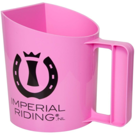 Voederschep imperial riding roze