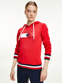 Tommy Hilfiger Sweater dames Primary Red