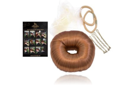 SD Dressage donut set with guide in Golden blond. H-100