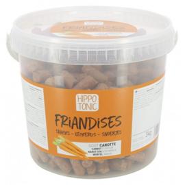 HippoTonic Friandises wortel 3kg