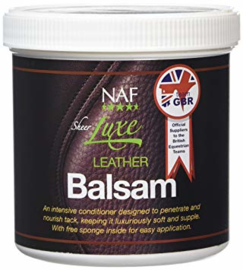 NAF Sheer Luxe Leather balsem 400gr