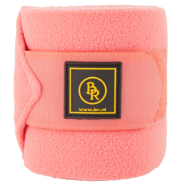 BR fleece bandages Event Strawberry Pink