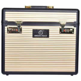 Imperial Riding grooming box classic gold