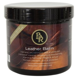 BR leather balm