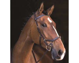 Rambo Micklem Multi Bridle Brown