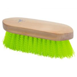 Harde borstel groen