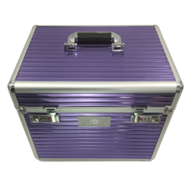 Imperial Riding grooming box classic lilac