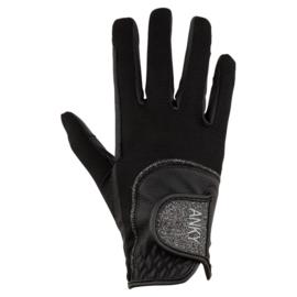 Anky Technical Mesh handschoen zwart