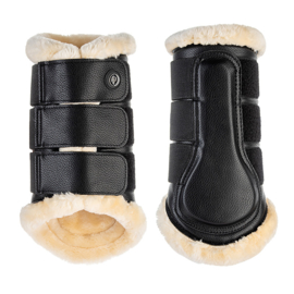 LT Luxe Brushing boots black