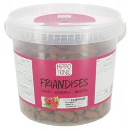 HippoTonic Friandises Framboos 3kg