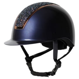 Harry's Horse veiligheidscap regal sparkle navy