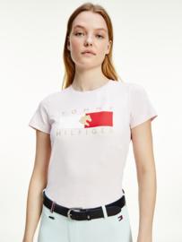Tommy Hilfiger T-shirt Light Pink