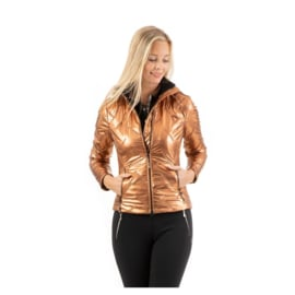 Anky Quilted jacket Copper