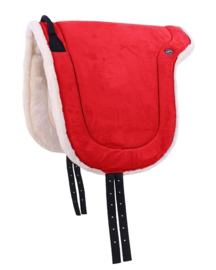 QHP Barebackpad rood