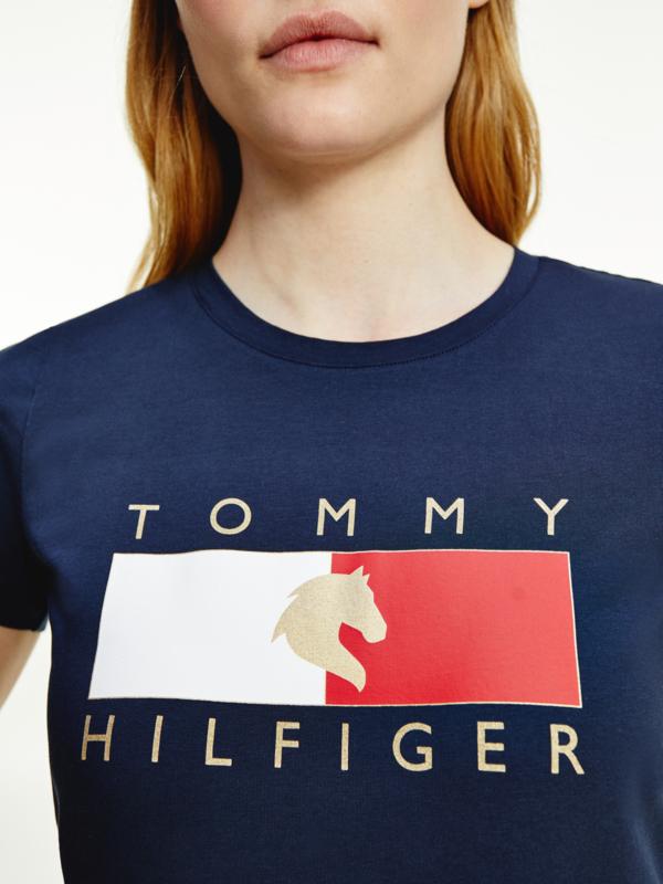 Tommy Hilfiger T-shirt Desert Sky