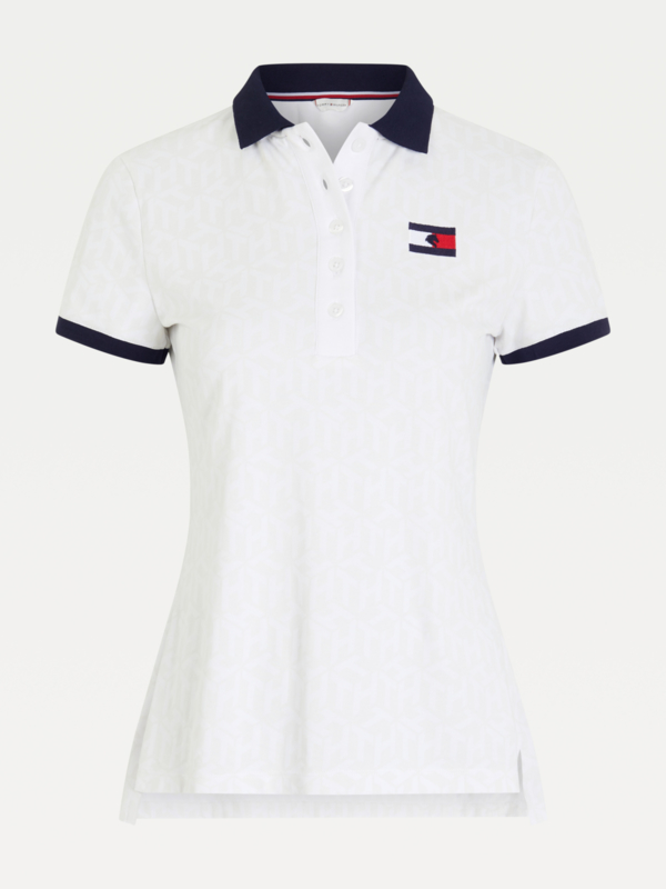 Tommy Hilfiger Poloshirt Optic White