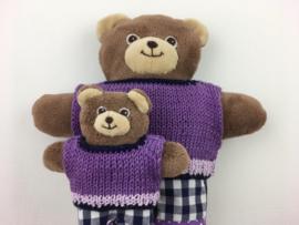 Kleine beer en grote beer