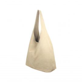 Baggy bag beige