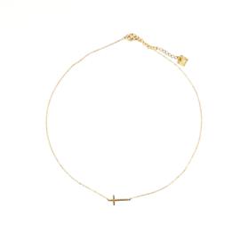 Zag Bijoux ketting spirit goud