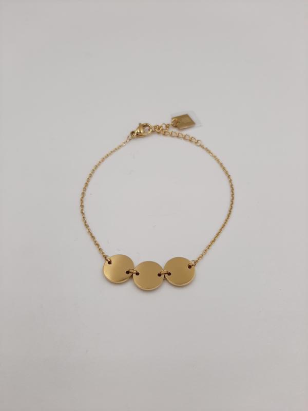Armband Cardin goudkleurig